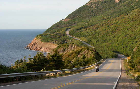 Exploring the Cabot trail