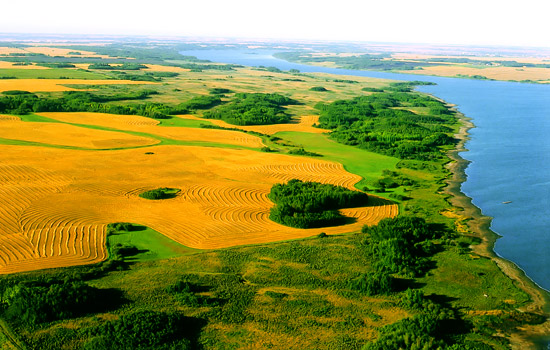 Manitoba countryside