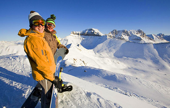Canadian Rockies and Whistler Ski Safari