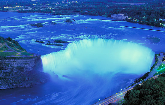 No vacation across Canada would be complete without a chance to see Niagara Falls.