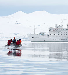 Arctic Cruise expeditions