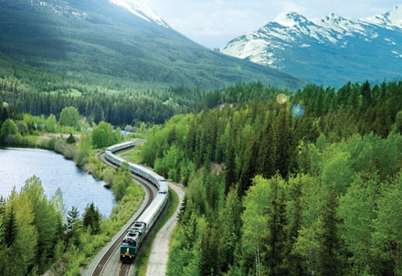 Browse Fresh Tracks Canada Trips and Sample Itineraries