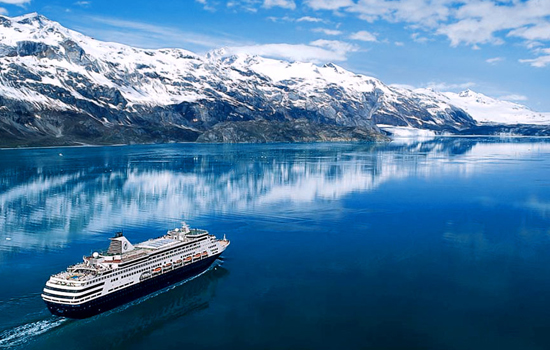 Cruise trips in Canada